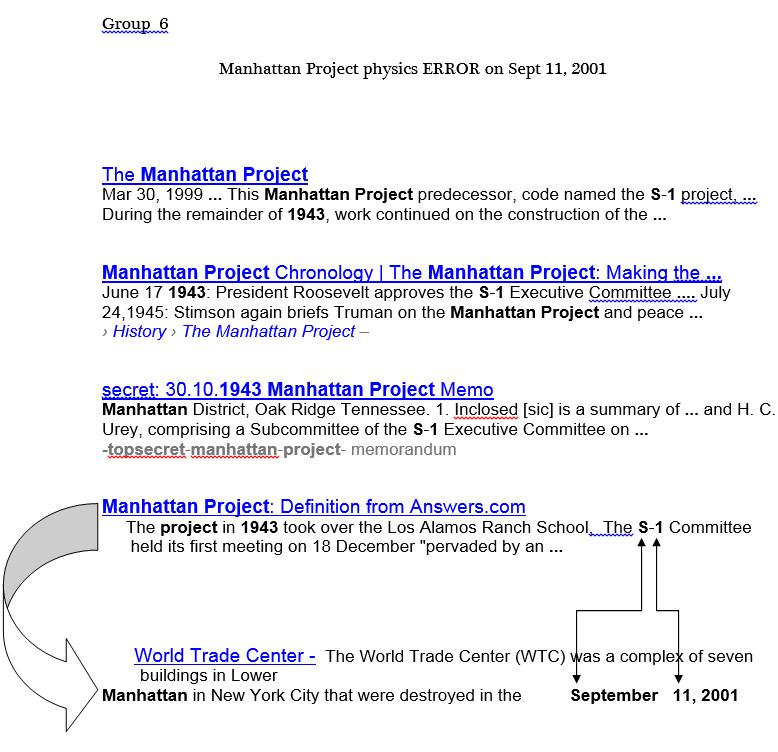 manhattan project definition
